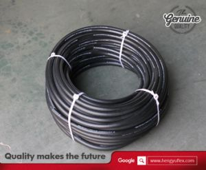 3/8 Inch High Pressure Hydraulic Rubber Hose Braided for Excavator pictures & photos