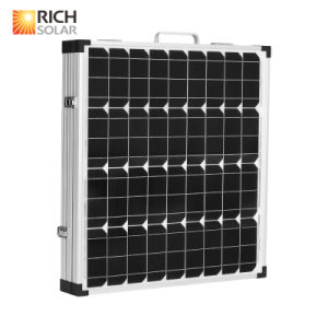 240W Tri-Folding Solar Panel Kit Mono 12V Folding Solar Panel pictures & photos
