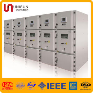 Air Insulated Metal Clad with Circuit Breaker Switchgear pictures & photos