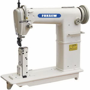 Single Needle Post Bed Sewing Machine pictures & photos