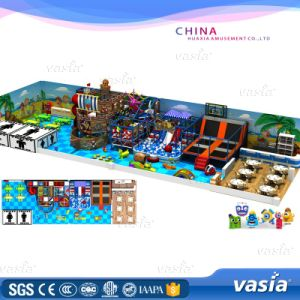 Popular Indoor Child Trampoline Park for Kids (VS6-151209-905A-31C) pictures & photos