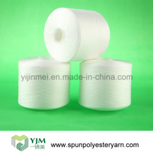 AAA Grade Quality 100% Spun Polyester Yarn for Sewing Thread pictures & photos