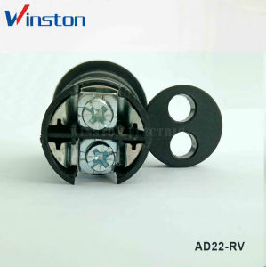 with Voltagemeter Indicator Light LED Signal Lamp (AD22-RV) pictures & photos