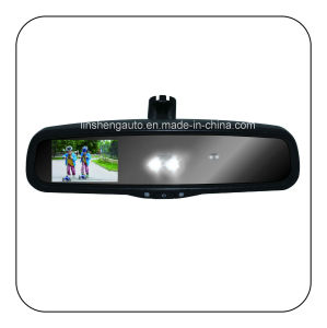 "Normal Ec Mirror with 4.3"" TFT-LCD Monitor, Without Auto-Dimming pictures & photos"