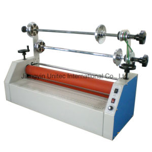 Factory Direct Sale Manual Cold Laminating Machine 650mm Cold Laminator Bu-650 II Plus pictures & photos