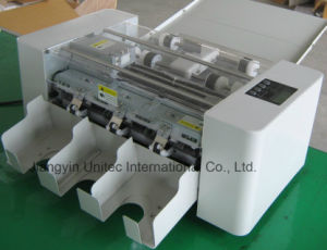 Ssa-002 A3-I Fully Automatic Business Card Slitter