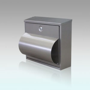 Gh-3301 Stainless Steel Wall Mounted Mailbox pictures & photos