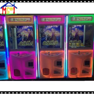 Durable and Strong Crane Claw Vending Toy Games Machine pictures & photos