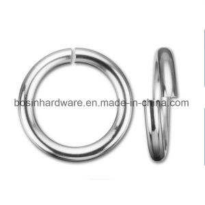 Silver Tone Stainless Steel Jump Rings pictures & photos