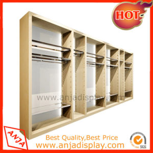 Clothes Wall Display Shelf Clothes Wardrobe pictures & photos