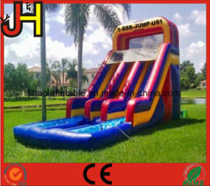 Giant Inflatable Water Slide for Sale Wave Water Slide Inflatable Slide pictures & photos
