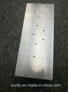 Customized 6063 6061 Mill Finish Aluminium Extrusion Heatsink pictures & photos