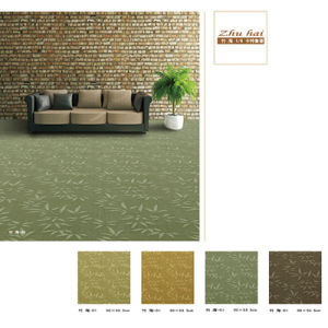Polypropylene Single Twist Stereotypes Jacquard Carpet pictures & photos