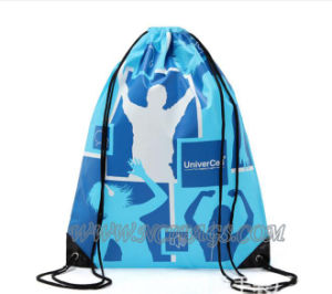 Outdoor Hiking Climbing Travel Beach Drawstring Shoe Backpack Bag pictures & photos