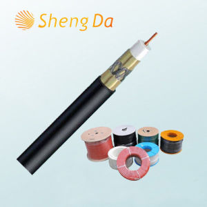 Special Digital Satellite Communication Coaxial RG6 Matv Cable pictures & photos