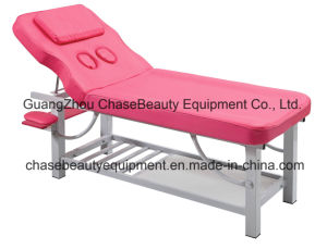 Pink Facial Bed Facial Table massage Table for Beauty Equipment pictures & photos