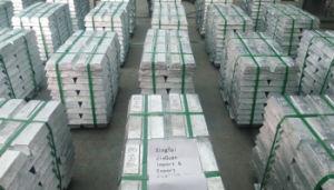 Zinc Ingot Special High Grade 99.99%-99.995% pictures & photos