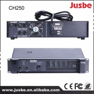 Jusbe CH-250 Class H 250W 250-400 Watts Professional Conference Music Stage High Quality Sound System Amplifier Price pictures & photos