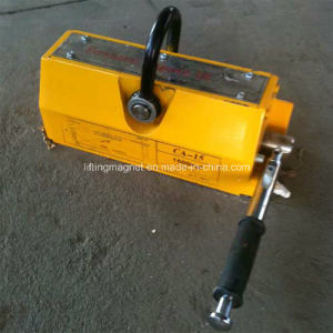 Permanent 1ton Magnetic Lifter for Steel Plate pictures & photos