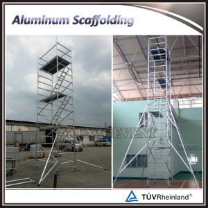 Aluminium Mobile Construction Scaffolding for Sale pictures & photos