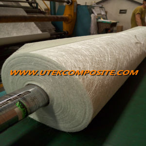E Glass Powder Fiberglass Chopped Strand Mat pictures & photos