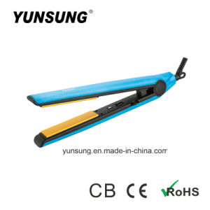 Hot Sale 2017 Ionic Hair Straightener (YS-997) pictures & photos