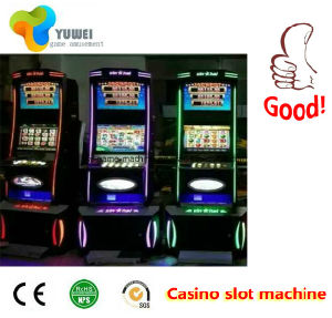 Slot Machine Casino Gambling Sales Las Vegas Company Products Yw pictures & photos