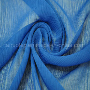 Polyester Various Crepe Chiffon for Women Dress Garment pictures & photos