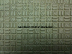 Many Pattern Emboss EVA Foam Sheet for Sandals pictures & photos