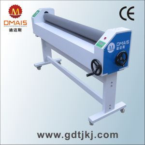 """63"""" Top Roller Heat Assist Wide Format Roll Laminator DMS-1600C pictures & photos"""