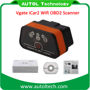The Newest Vgate Icar2 Elm327 Odb2 WiFi Odb 2 Version Code Reader Icar 2 for Android/ Ios/PC pictures & photos