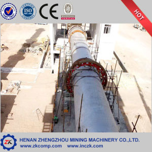 Rotary Kiln for Limestone Calcination in Active Lime Production Line pictures & photos