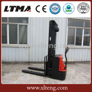 Ltma Mini 1.5 Ton Electric Stacker for Sale pictures & photos