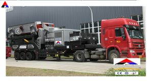Granite Portable Crushing Plant, Mobile Crusher pictures & photos