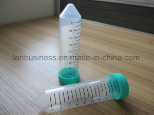 Clear Centrifuge Tube 50 Ml Conical Plastic pictures & photos