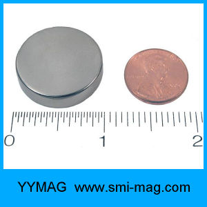 Magnets Neodymium Disc Magnets D20mmx6mm Wind Turbine Generator pictures & photos