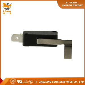 Customized Lema Kw7-7 UL Approved Lever Sensitive Electric Micro Switch pictures & photos