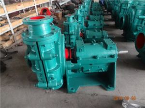 Zgb (P) High Flow Wear Resistant High Temperature Slurry Ash Pump pictures & photos