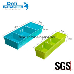 Plastic Creative Compartment Box for Drawer pictures & photos