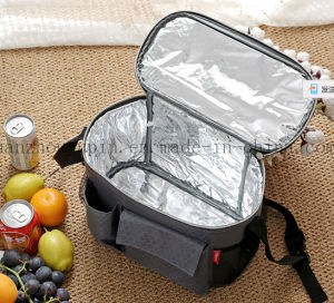 OEM Water Proof Portable Folding Picnic Lunch Ice Cool Bag pictures & photos