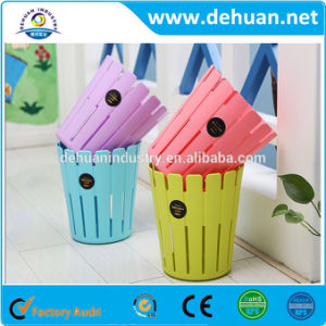 Multiple Shaped Trash Bin/ Trash Can/ Wastebin/ Waste-Paper/ Waste Container for Home/ Office/ Hotel pictures & photos