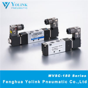 MVSC-180-4E1 Series Pilot Operated Solenoid Valve pictures & photos
