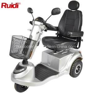 Digital Display LCD Panel Electric Scooter Power Wheelchair Handicapped Electric Scooter pictures & photos