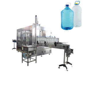 3-10L Water Washing Filling Capping Machine for Plastic Bottle pictures & photos