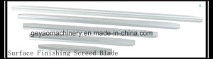 Handheld Gasoline Surface Finishing Screed Aluminum Screeder with Honda Gx35 Engine pictures & photos