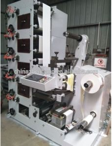 Rotary Die Cutting Machine with Hot Stamping pictures & photos