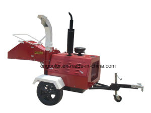 ATV Towed Wood Chipper, Trailer Towed Wood Shredder, 18HP, 22HP, 30HP, 40HP, 50HP Model pictures & photos