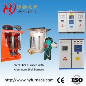 Intermediate Frequency Induction Heating Furnace pictures & photos