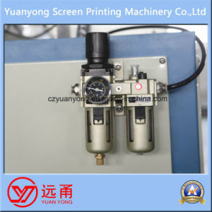 Hot Sale Pneumatic Silk Screen Printing Machinery for One Color pictures & photos