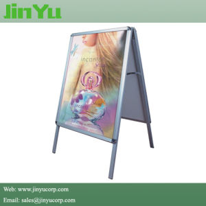 Aluminum Snap Open a-Frame Pavement Sign Poster pictures & photos